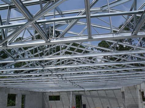 light gauge steel truss system structural steel
