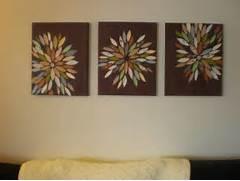 Diy Wall Canvas Ideas by DIY Wall Painting Design Ideas Tips