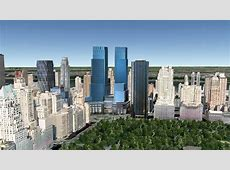 Time Warner Center, 25 Columbus Circle Condo Apartments