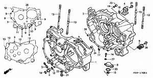 I Have A 2002 Honda Foreman Rubicon That Has Manual Esp