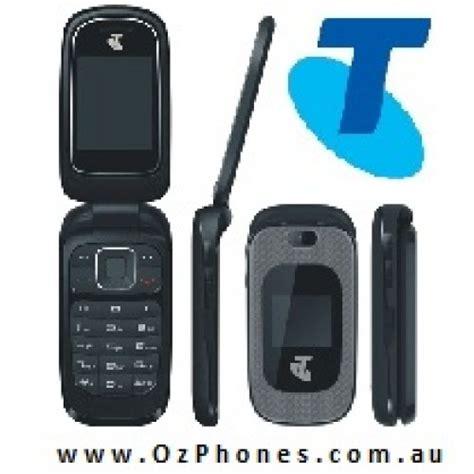 Telstra Mobile Overseas by Telstra T20 Flip 3g Next G Mobile Phone New