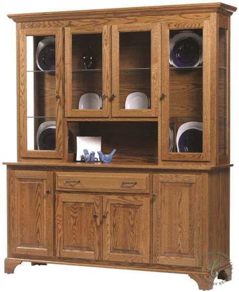 Kitchen Hutch Display by 79 Best Amish Hutches Display Cabinets Images On