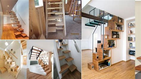 desain tangga  rumah unik desain rumah minimalis