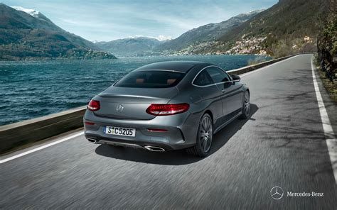 Mercedes C Class Coupe Wallpaper by Mercedes Nuova Classe C Coup 233 Wheelsmag