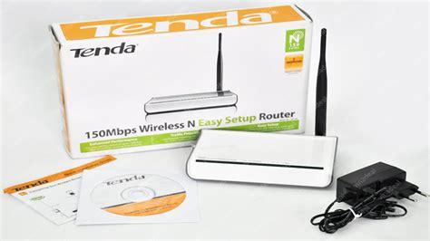 tenda w316r wiereless router unboxing