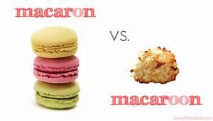 Macaron vs Macaroon – Macarons & Bubbly