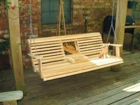 Porch Swing Plan Cup Holder Table Plan Wedding Diy To Choose the Best Porch Roof Plans