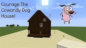 Courage the cowardly dog house - YouTube