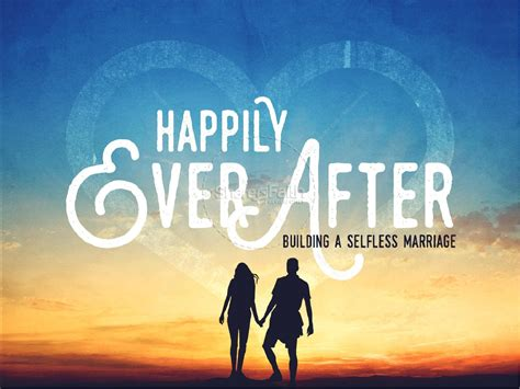 happily   marriage church sermon powerpoint