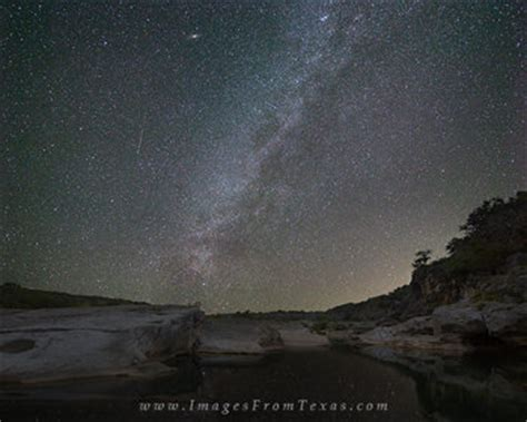The Milky Way Over Texas Images From