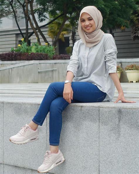 pin  entertainment  nabilarazali girl hijab
