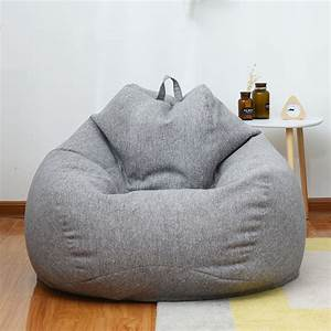 Home, Lazy, Bean, Bag, Sofa, Living, Room, And, Bedroom, Soft, Beanbag, Chair, Leisure, Sofa, Bed, Outdoor