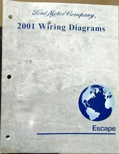 2001 Ford Dealer Electrical Wiring Diagram Service Manual