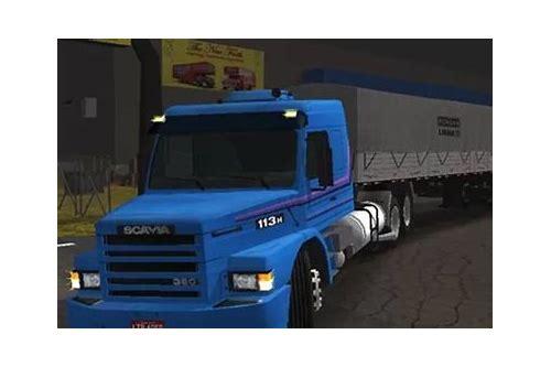 simulator de caminhão euro 2 map american baixar