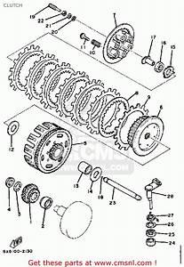Yamaha Yz250 Engine Motor Complete 02 03 04 05 06 07 08 09