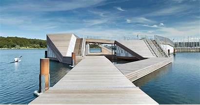 Floating Architecture Projects Ambitious Archdaily Center