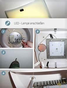 Led Streifen Anschließen Anleitung : led lampe anschlie en led lampe schiefer und led ~ Markanthonyermac.com Haus und Dekorationen