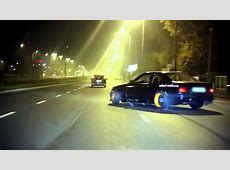 AWESOME! illegal Street Drifting, TO THE MAX! YouTube