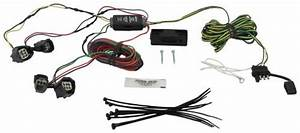 2011 Jeep Liberty Hopkins Custom Tail Light Wiring Kit For