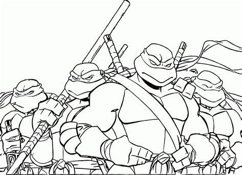 Ninja Turtles Coloring Pages Raphael Lego Ninja Turtles