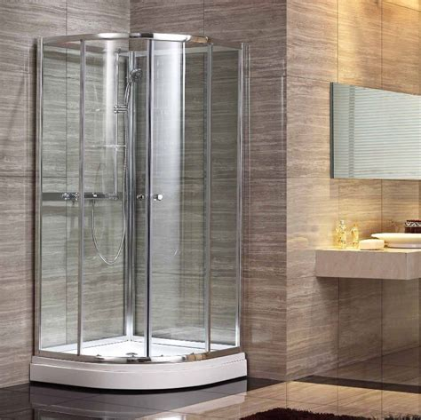 Shower Stall Enclosures by Fiberglass Shower Enclosures Manufacturers Home Ideas