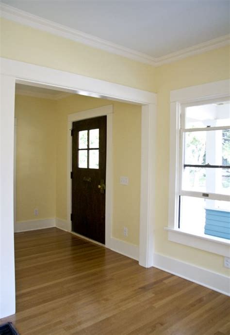 yellow benjamin moore and love this on pinterest