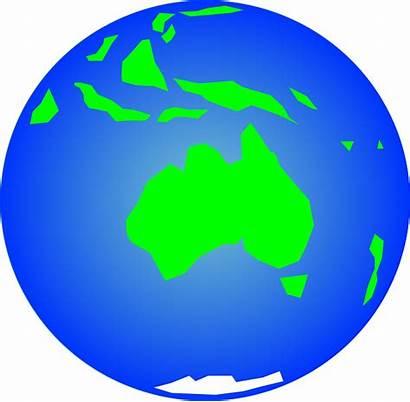Australia Pixabay Earth Globe Map Graphic