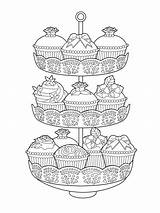 Coloring Tea Elegant Issuu Printable Zum Colouring Adult Mandalas Ausmalen Sheets Ausdrucken Mal Buch Wenn Du Cup статьи источник sketch template