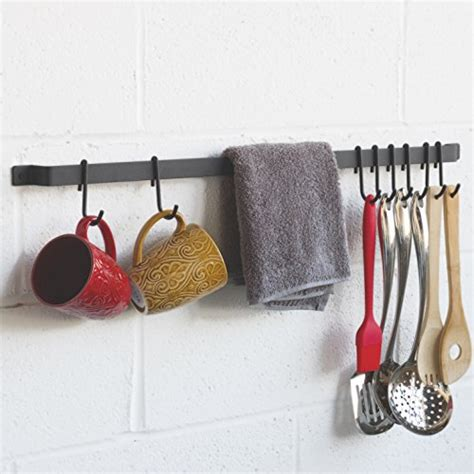 kitchen wall hanging storage castro 30 inches wall mounted hanging kitchen 6421