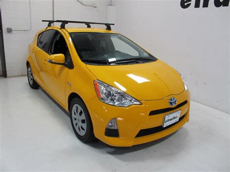 prius roof rack 2015 toyota prius c baseclip fit kit for yakima baseline