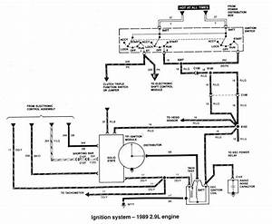 Ford Fuel Gauge Wiring Schematic