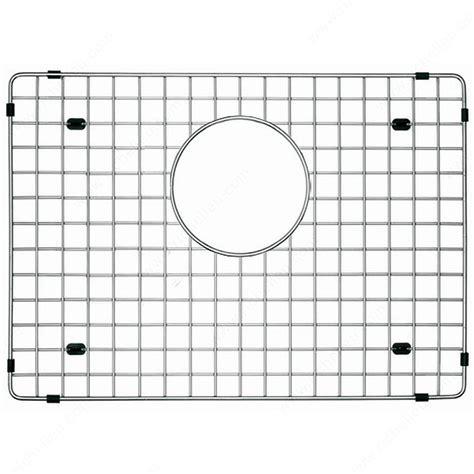 grille de cuisine grille pour évier blanco quincaillerie richelieu