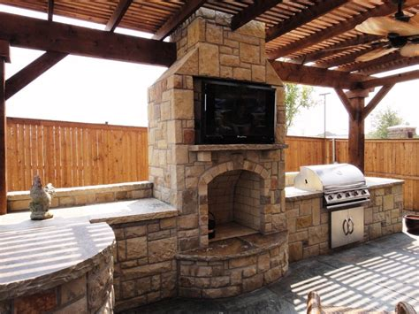 outdoor kitchen fireplace ideas outdoor kitchen and fireplace designs decoration idea luxury contemporary at outdoor kitchen and