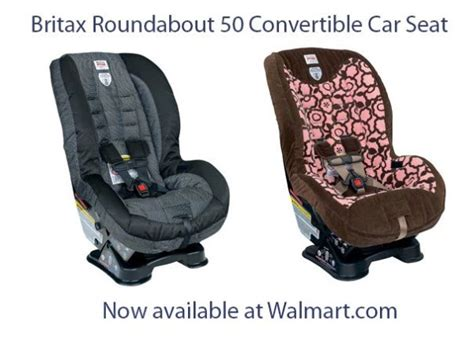 Britax Roundabout 50 Classic Convertible Car Seat Now
