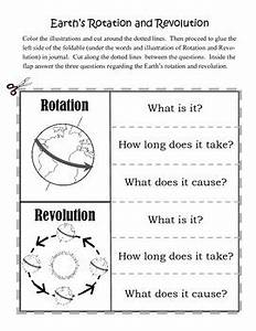 Earth's Rotation and Revolution by Living Laughing ...