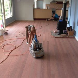 Hardwood Floor Refinishing Tips   Carolina Flooring Services