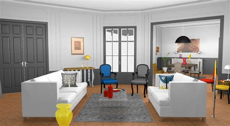 Idee Deco Interieur Appartement D 233 Co Appartement Haussmannien Design