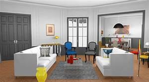 cuisine sly couleur sejour couleur sejour moderne With couleur du salon sejour