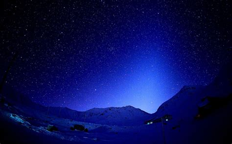 Starry Sky Anime Wallpaper - starry sky backgrounds wallpaper cave