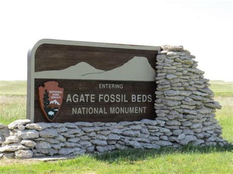 moccasins picture of agate fossil beds national monument