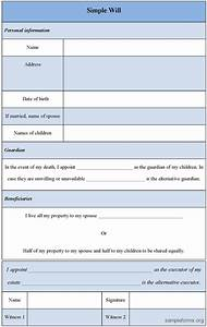 simple will template out of darkness With write a will free template