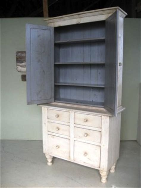 White Country Style Hutch Ecustomfinishes