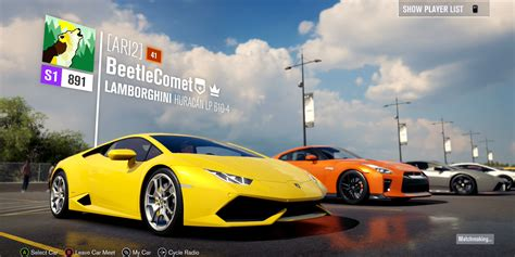 How To Join Clubs In Forza Horizon 3 Ar12gaming