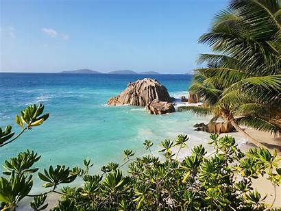 Summer Backgrounds Seychelles Background Solo Pixelstalk Traveling