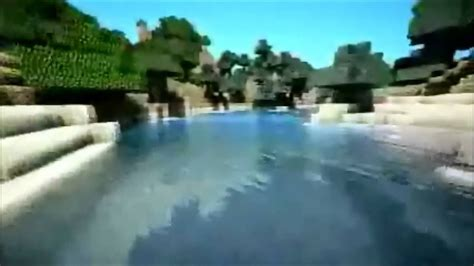 paisajes de minecraft youtube