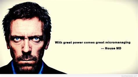 House Md Quotes Dr House Quotes