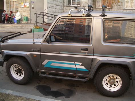 1990 Daihatsu Rocky by 1990 Daihatsu Rocky Pictures 2800cc Diesel Manual For Sale