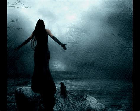 My Tumbling Thoughts to the World: Rain on Me