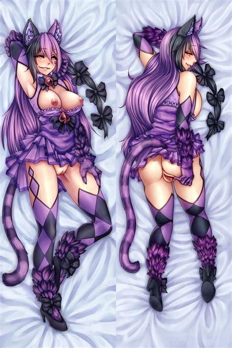 Cheshire Cat Dakimakura By Monorus Hentai Foundry