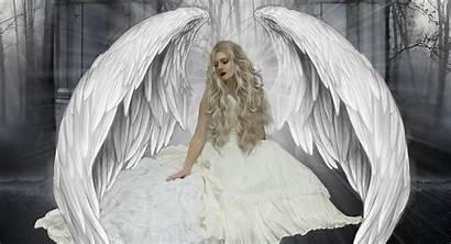 Angel Fantasy Wallpapers Angels Desktop Backgrounds Wings